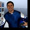 Olympian Ruben Gonzalez